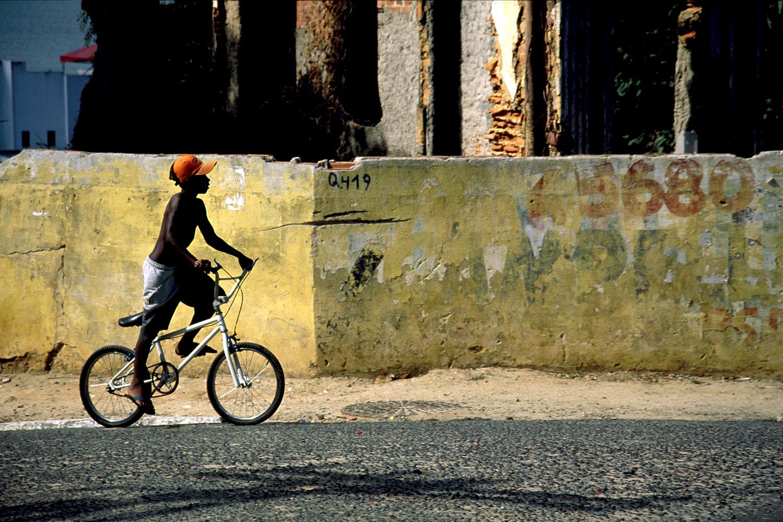 Salvador-Biker